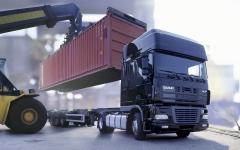 ТрансАльянс - контейнерные ЖД перевозки